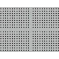Quality competitive price 201 304 stainless steel perforated metal sheet manufacturer!!! for sale