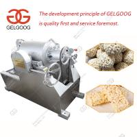 Quality Best Choice Puffed Brown Rice Processing Machine with Less Loss for sale