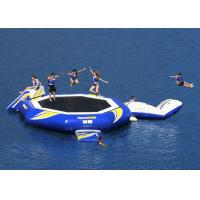 Quality Customized Classic Inflatable Water Toys With Silk Printing Fire-retardant for sale