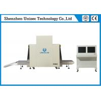 Quality UNIQSCAN Original X Ray Luggage Scanner Checking Machine SF8065 Tunnel Size for sale