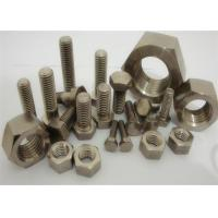 Quality Hex Head Cap High Strength Bolts General Carbon Steel Material For Automotive Parts for sale