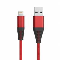Quality MFI 5V 2.4 A USB A to Lightning 10cm Mobile Cable Charger for sale