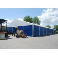 Quality 15m*30m Warehouse Tents Shelter Clear Orange Black Red High Pressed for sale