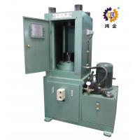 Quality Good Performance Green Color Vertical Hydraulic Press For Screw Mould Fitting for sale