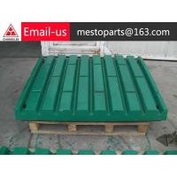 Quality china svedala crusher components for sale