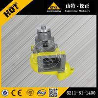 Quality high quality geunine parts 140 engine water pump 6211-61-1400 for sale
