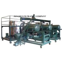 Quality NRY Used Oil Regeneration System,Used Oil Refinery Machine for sale