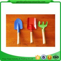 Quality Nurture Green Thumbs Small Size Colorful Kid's Gardening Tools Kits Rake size A long 15 wide and 7 high 3.6 for sale