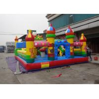 Quality Hello Kitty Animal Inflatable Amusement Park Digital Printing For Child Games for sale