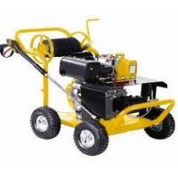 Quality 6HP Diesel High Pressure Washer 290000PSI (TDPW-2500(E)) for sale