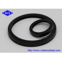 Quality NBR Material Hydraulic Wiper Seals Black CL0087-C3 LBH With Enough Inventory for sale