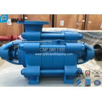 Quality Ductile Cast Iron Emergency Fire Pump With Electric Motor Driven Energy Saving for sale