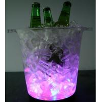 Quality Amazing Led ice bucket,Wholesale ice buckets with 9 Led changeable coloru,Factory price for sale