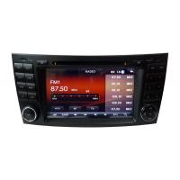 """Buy ST-9303 7"""" TFT LCD 480P RDS Ipod 1 din Mercedes Benz DVD GPS For Benz E-Class W211 / CLS W219 at wholesale prices"""