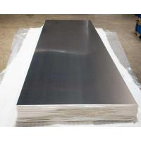 Quality Tank Material 5052 Aluminium Plate 6mm Thickness Good Welding Property for sale