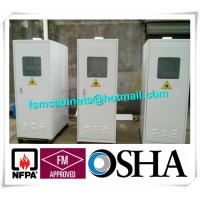 Buy cheap Co2 Gas Cylinder Industry Safety Cabinets , Oil drum Storage Sabinets For Gas from wholesalers