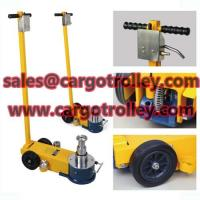Quality Air hydraulic jack durable and with competitive price for sale