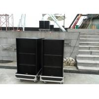 Quality 1600 W Subwoofer Stage Sound System Speakers For Live Performance for sale