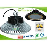 Quality IP65 Waterproof 100w SMD Led Industrial Lighting With 5 Years Warranty for sale