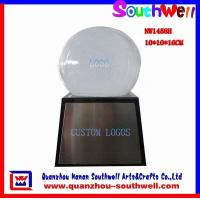 Quality Polyresin Snow Globe with Custom Logo for sale