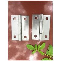 China Iron Metal Steel Cast Iron Door Hinges High Durability Anti Theft on sale