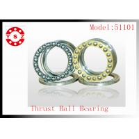 Quality 51101 Timken Ball Thrust Bearing  Chrome Steel Stainless Steel P6 P5 P4 for sale