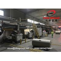 Quality Fully Automatic 3 5 7 Layer Corrugated Board Production Line / Corrugated Board Machine for sale