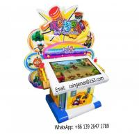 Buy Hammer Fruit Attack Kid Coin Operated Redemption Game Machine at wholesale prices