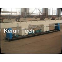 Quality HDPE Double Wall Corrugated Pipe Machine , Pp Pipe Production Line for sale