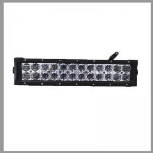 Quality 6D Straight Led Light Bar For Cars, CE RoHS EMC Combo Driving Led Cree Light Bar for sale
