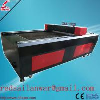 Quality CM1325 Flatbed CNC Laser Cutting Machine price made in china for sale