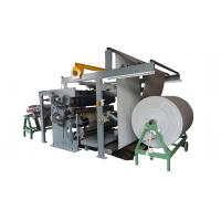 China three roller embossing machine on sale