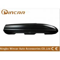 Quality CRV / SUV Car Roof Luggage Carrier Boxes UV-resistant With ABS Plastic Board for sale