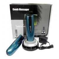 Quality Electrical Massage Comb, 650NM Laser Comb Massager, Lotion-Infusing Comb for sale