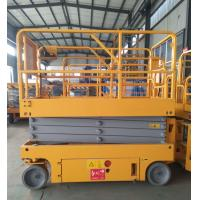 Buy Hydraulic Electric Aerial Reclaimer 8m Electric Driven Flexible Operation at wholesale prices