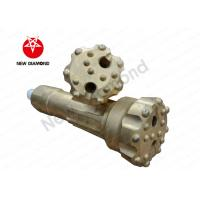 Buy High Air Pressure Carbide Rock Drill Bits 6'' Spherical / Parabolic Shape Anti at wholesale prices