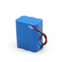 Quality 12V NMC 6000mAh Rechargeable Lithium Battery Pack Deep Cycle for sale