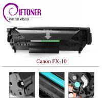Quality Compatible Toner for Canon FX-10 for L100 / L120 / MF 4660 / 4120 for sale