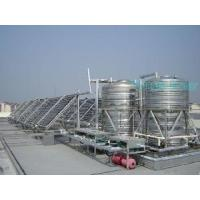 Quality Solar Hot Water Heating Project System for sale