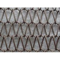 Quality aluminum mesh grill wire cloth window curtain expanded mesh perforated stretch for sale