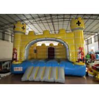 Quality Customized kids inflatable bounce house PVC material inflatable bouncer castle for children for sale