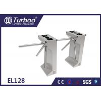 Buy cheap Three Metal Rods Tripod Turnstile Gate Pedestrian Barrier Gate HS Code from wholesalers