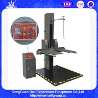 China China Pacakage / Carton Box Drop Impact Reliability Testing Machine/ Drop Impact Test/ Zero Height Drop Testing on sale