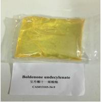 Quality Boldenone Undecylenate Steroid Hormone Powder Muscle Growth Cas 13103-34-9 for sale