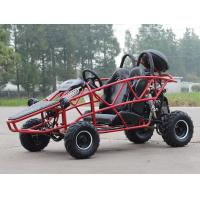 Quality 110cc CDI Electirc Start Fully Auto Street Go Karts / 4 Wheel Drive Vehicles for sale