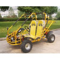 Quality 110cc go kart,single cylinder,4-stroke.air-cooled,electric start with good quality for sale