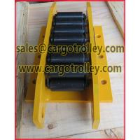 Buy cheap Equipment transport dolly for moving and handling works from wholesalers