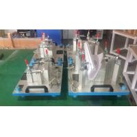 Quality Customized Checking Fixtures For Plastic Parts , Welding FixtureAuto Body Structure for sale