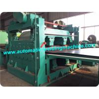 Buy cheap Automatic Steel Coil Cold Rolling Mill Machinery , 2 - 8mm cut to length line machine from wholesalers