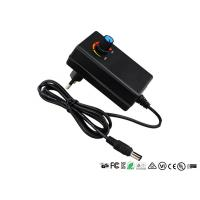 Quality AC To DC Variable Power Adapter 3V - 12V LED Power Switching Adaptor 12 Volt for sale